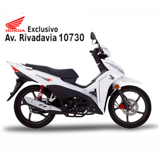 Honda Wave 110 Full