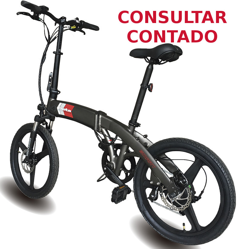 Bicicleta Electrica Beta Smart (no se patenta)